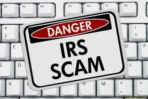 Internal Revenue Service Telephone Scam